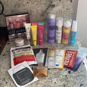 Hair care and lip bundle